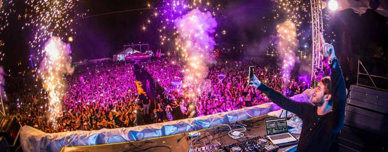 D.A.S. llenó de música el Empire Music Festival
