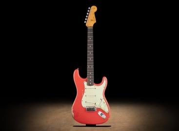 Fender Custom Shop trae la Gary Moore Stratocaster