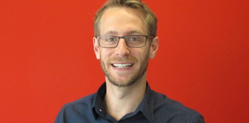 Matthew Hickman se une al equipo internacional de D'Addario