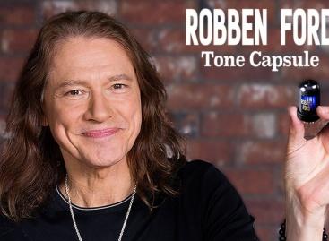 Roland presenta el nuevo Robben Ford Tone Capsule BC TC-RF