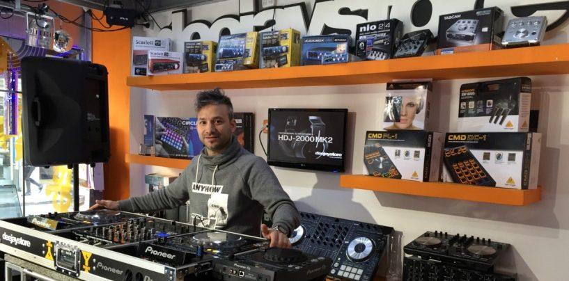 Deejaystore: La tienda creada por un DJ para DJs
