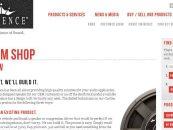 Eminence presenta la Custom Shop para usuarios finales