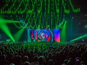 Red Hot Chili Peppers y grandMA2 de gira
