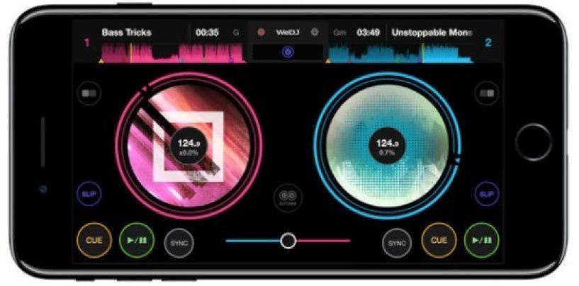 WeDJ: La nueva app de Pioneer para iPhone