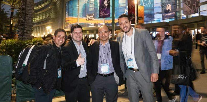 Yamaki elegida como el mejor distribuidor PreSonus para América Latina