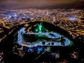La Virgen de Panecillo en Ecuador, brilla con DTS