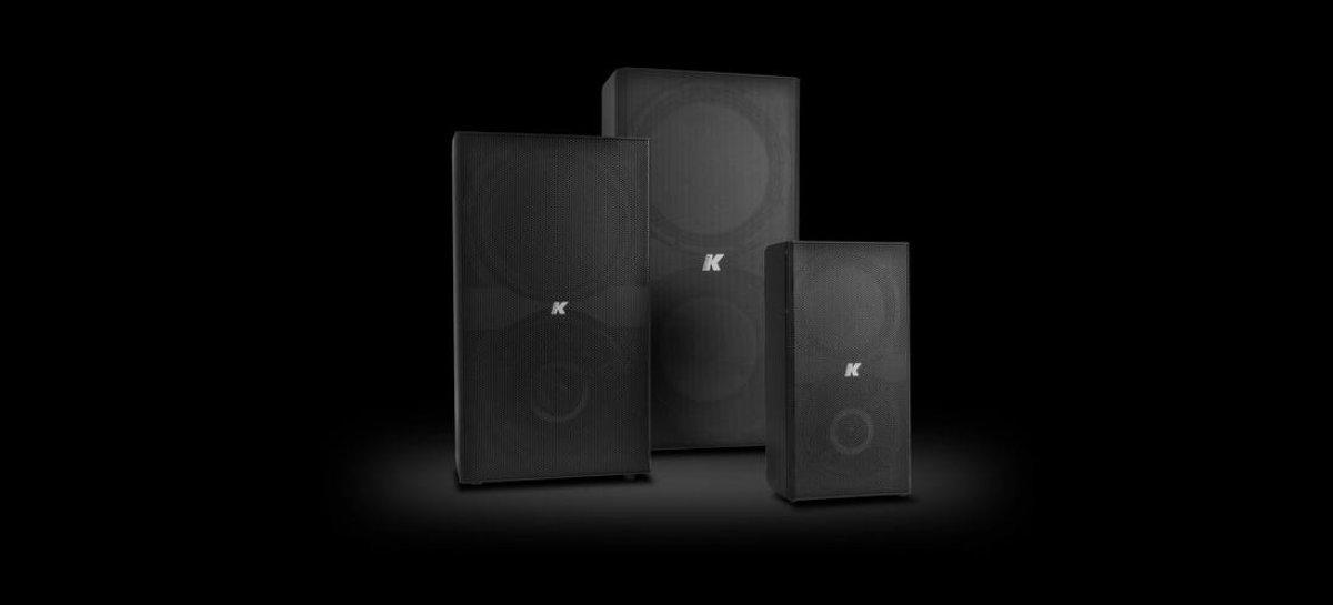 K-array presenta Domino, su nueva línea de altavoces