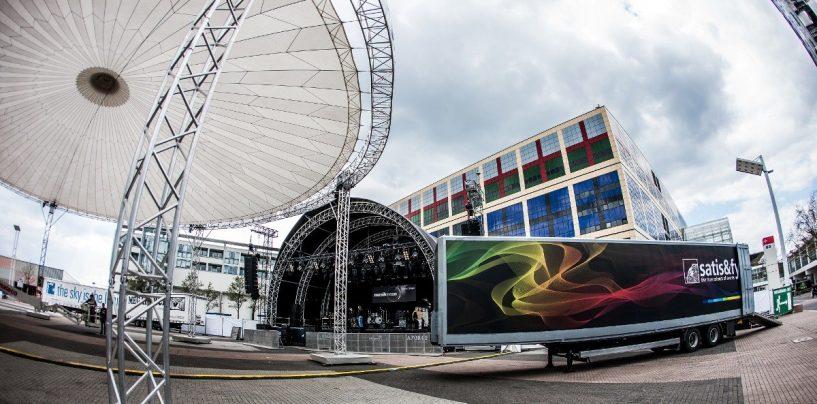 Prolight + Sound: Las luces de Elation se presentarán en el Musikmesse Center Stage