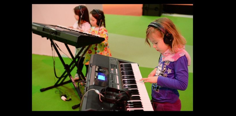 Musikmesse 2017: El proyecto Music4Kidz se convierte en 'Discover Music'