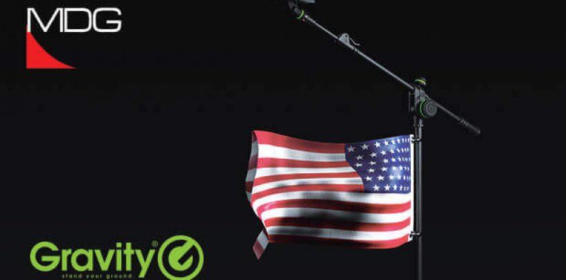 Musical Distributors Group es el nuevo distribuidor en Estados Unidos para Gravity