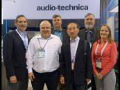 Audio-Technica anuncia nueva distribución en Brasil