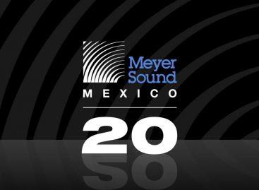 Fundadores de Meyer Sound celebran el doble en sound:check Xpo México
