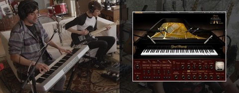 La herramienta Waves Grand Rhapsody Piano de Waves Audio ya está disponible
