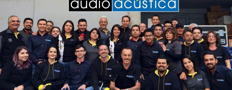 Powersoft en México cuenta con la distribución de Audio Acústica y Electrónica