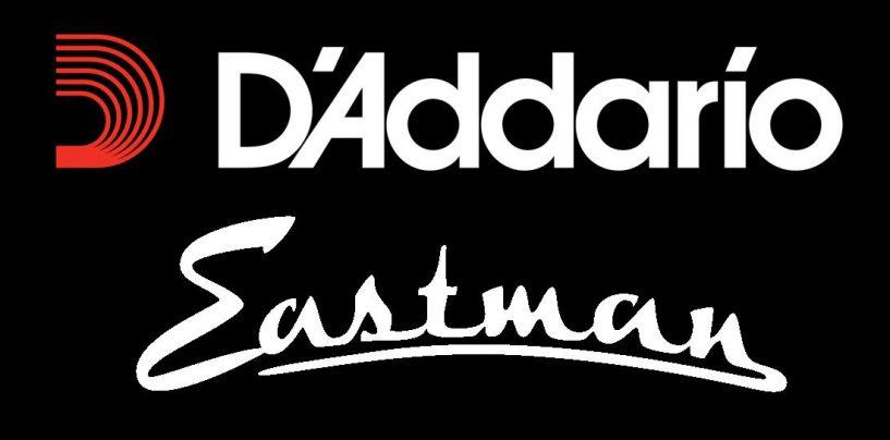 Eastman Music Company se asoció con D'Addario Fretted Strings