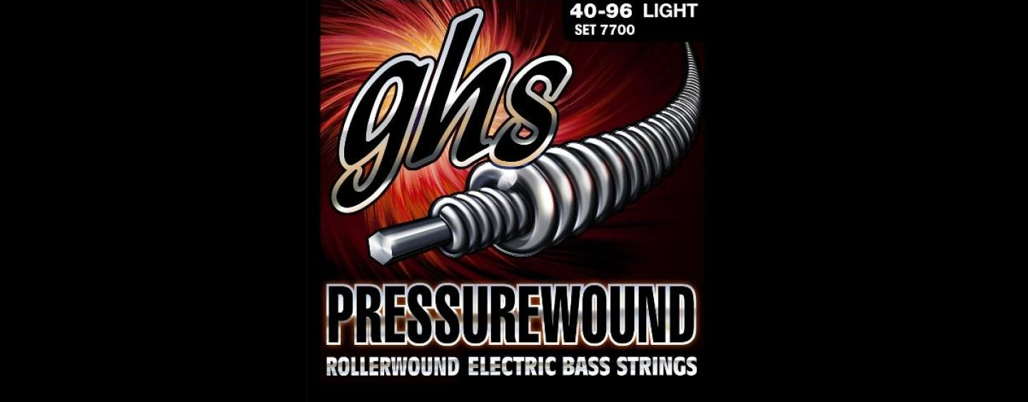 GHS Strings alarga sus cuerdas para bajo Short Scale Bass Strings