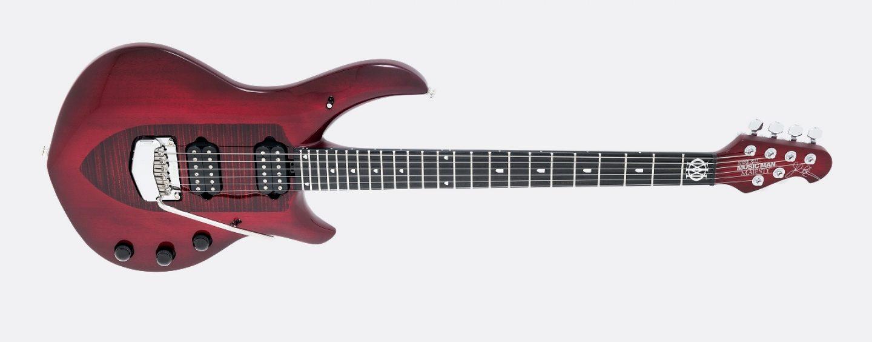 Nueva guitarra Monarchy Series Majesty de Ernie Ball