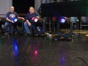 La luminaria SolaFrame Theatre es uno de los productos más recientes de HES