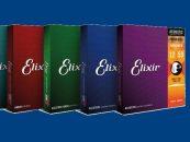 Elixir anunció nuevo empaque para sus cuerdas de guitarra y el nuevo recubrimiento OPTIWEB