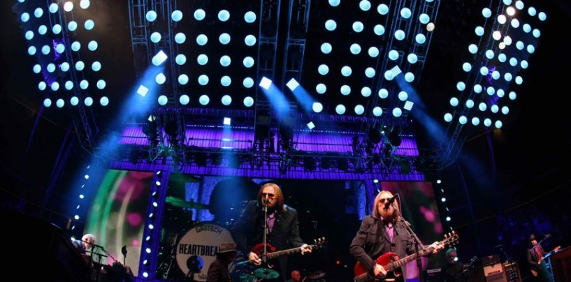 La magia de Ayrton acompaña a Tom Petty and the Heartbreakers en su gira