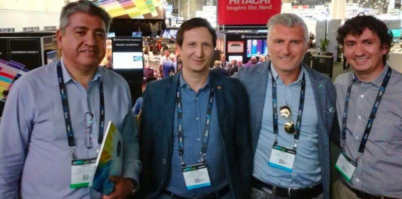 Nueva alianza de distribución entre PROLUX y DTS Illuminazione
