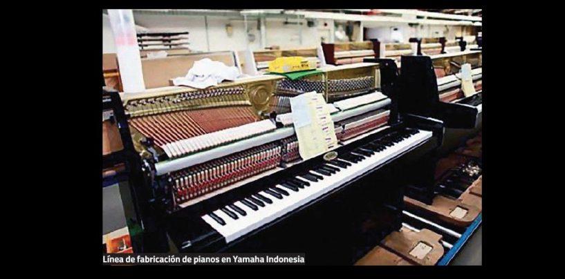 Gran inversión para Yamaha