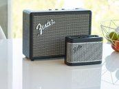 Caja Bluetooth Speaker Series es el último proyecto de Fender para consumidores finales