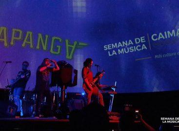 Semana de la Música CAIMAVI celebró su primera edición