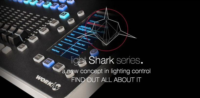 El sistema de control LightShark de Work Pro llega a los mares de la iluminación