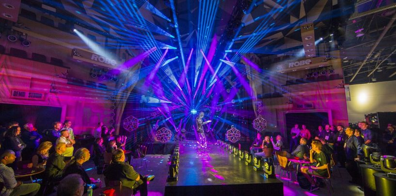 Robe Lighting brilló en LDI 2017