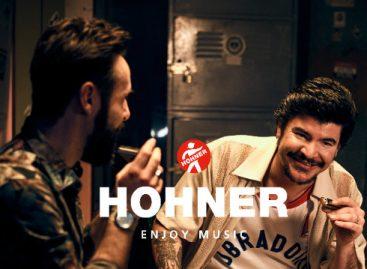Hohner refresca la imagen de su página web