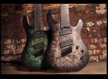 Cort lanza la gama KX500FF de guitarras eléctricas