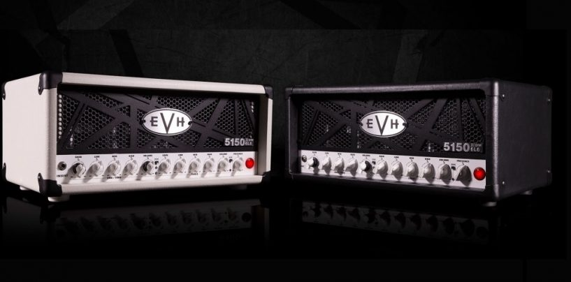 Un vistazo al nuevo head EVH 5150III 50W 6L6 de EVH