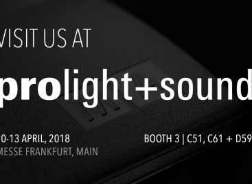 Prolight + Sound 2018: MA Lighting mostrará grandMA3 en vivo por primera vez