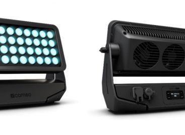 Cameo ZENIT W600 y LD Systems CURV 500 TS ya están disponibles