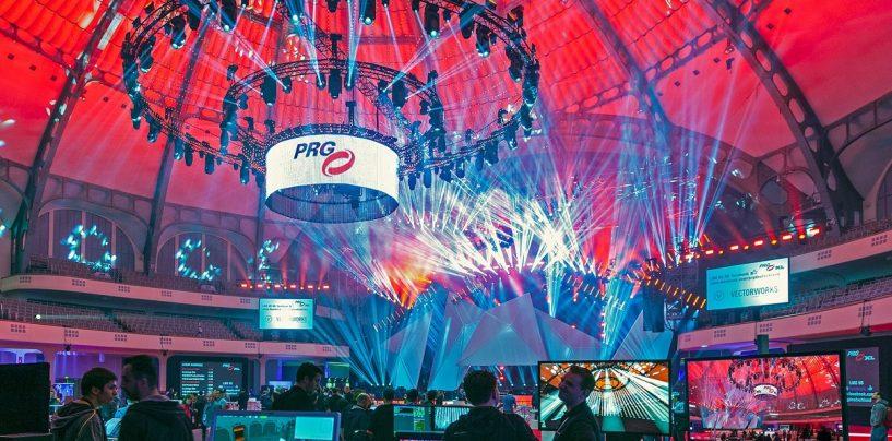 Prolight + Sound 2018: PRG aprovecha la potencia del line array LR28 de Alcons