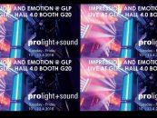 Prolight + Sound 2018: GLP muestra sus novedades en casa