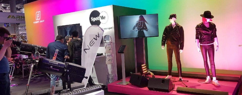 Robert Juliat presentó nuevos productos LED