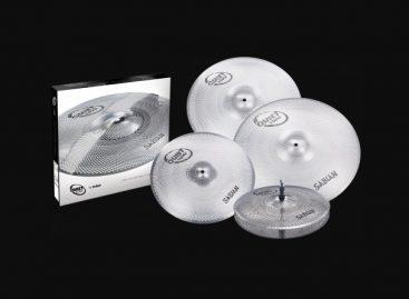 Sabian presenta una nueva línea Quiet Tone Practice de platillos de práctica