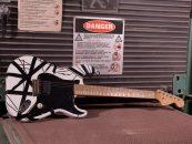 EVH presenta Eruption, los nuevos modelos tributo de guitarras
