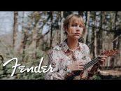 Fender lanza dos ukuleles signature con Grace VanderWaal