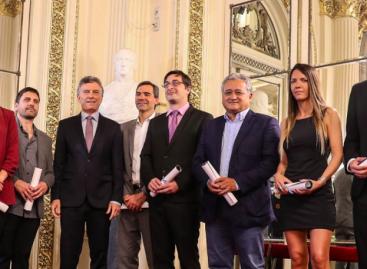 Magma Strings recibe Premio Exportar 2018