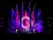 """La gira mundial """"Evolve"""" de Imagine Dragons brilla con Elation"""