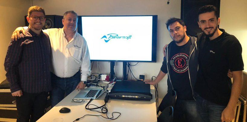 Promusic es el nuevo distribuidor de Powersoft en Chile