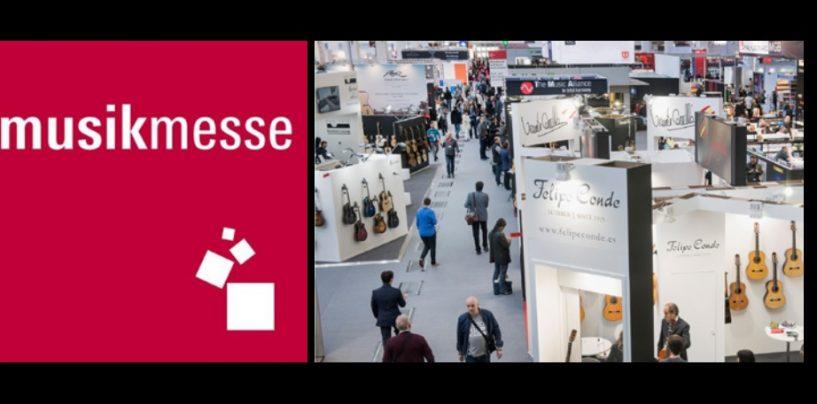 Musikmesse y Prolight+Sound pretenden volver a reunir a los profesionales de todo el mundo