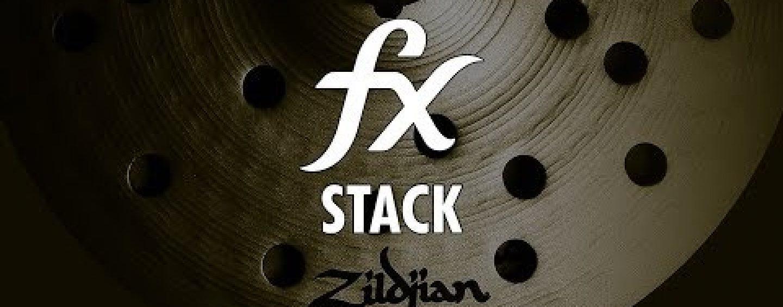 """Zildjian presenta los nuevos platillos fx Stack y el 22"""" fx Oriental Crash of Doom"""