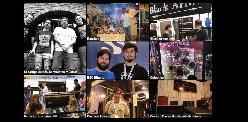 Muestra música! presentó más crecimiento en 2018
