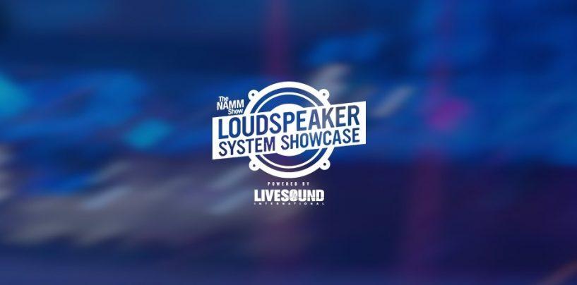 NAMM Show 2019: El Loudspeaker System Showcase debuta en NAMM