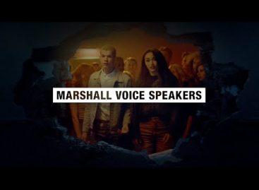 Marshall Headphones lleva a México sus nuevos altavoces con Amazon Alexa
