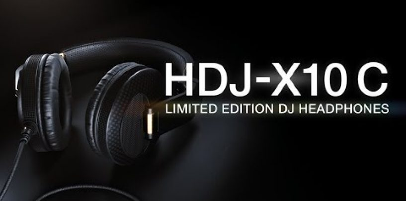 Pioneer DJ presenta los audífonos HDJ-X10C